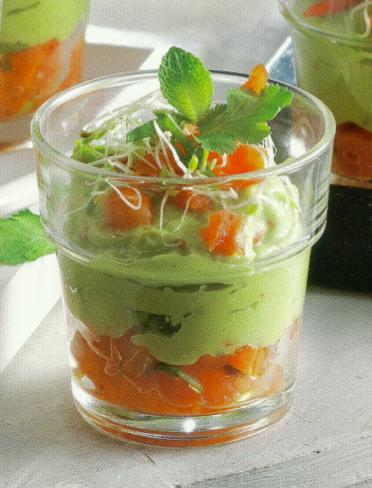 amuse recepten vegetarisch
