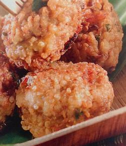 quinoa vlees balletjes