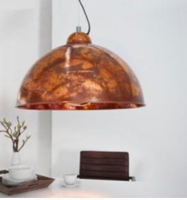 Kopere lamp