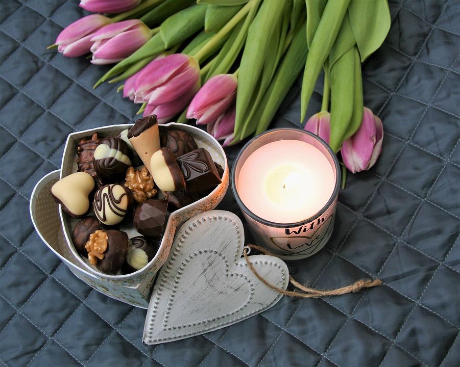 Valentijnsdag recepten